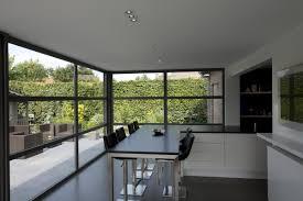 cuisine dans veranda living enclosures verandas demasure