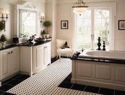 Bathroom In Black Black And White Bathroom Designs Traditional Thesouvlakihouse Com