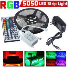 5050 smd 300 led strip light rgb 5m rgb non waterproof led strip light 5050 smd 300led 44 key remote