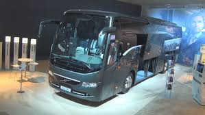 volvo 9900 bus exterior and interior in 3d 4k uhd youtube