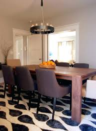 rugs dining room articles with best dining room area rugs tag charming modern
