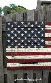 How To Sew A Flag Somewhat Quirky Making An American Flag From Pallet Wood
