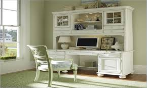 Home Computer Desk With Hutch by Antique White Computer Desk U2013 Cocinacentral Co