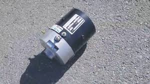 ezgo pds dcs advanced motors 36 48 volt golf cart motor ev6 youtube