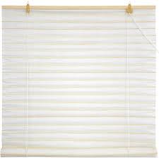 shoji paper roll up blinds white walmart com