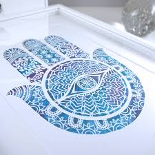 Best New Home Gifts Hamsa Wall Art Shenra Com