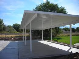 Backyard Canopy Covers Carports Aluminum Patio Covers Carport Kit Patio Canopy Car Tent