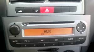 cable aux radio fiat grande 44 youtube