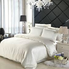 Beige Bedding Sets Red Silk Queen Bed Sheets