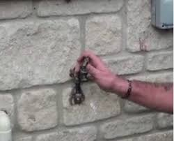 fitting an outside tap fitting a garden tap diy doctor