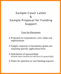 sample project proposals