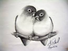 3d sketches of couple cute couple 3d drawings 3d couples cartoon