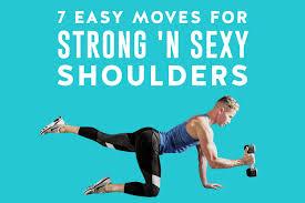 shoulder alignment exercises livestrong com