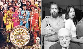 sargeant peppers album cover beatles sgt pepper s lonely hearts club band the story the