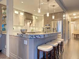 whit recessed kitchen lights