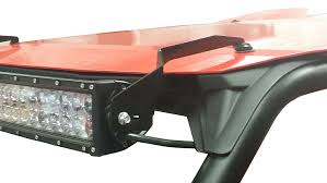 Best Led Offroad Light Bar by Amazon Com Xtr Off Road Products Rzr 900 Xp 1000 Curved Led