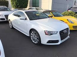 audi 2016 used audi a5 at bmw north scottsdale serving phoenix az