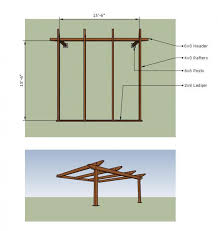 Do It Yourself Patio Cover by Patio Cover Lumber Dimensions Doityourself Com Community Forums