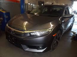 honda car extended warranty pre owned 2016 honda civic sedan touring loaded like low kms