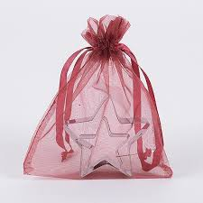 mesh gift bags 47 best organza bag images on organza bags gift bags