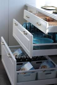 ikea kitchen cabinet organizers yes drawers vs cupboards for organization and easy to get things