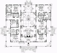floor plans with courtyards fresh courtyard floor plans house floor ideas