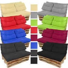 rembourrage coussin canapé coussins de palette rembourrage pour canapé édition siège ebay
