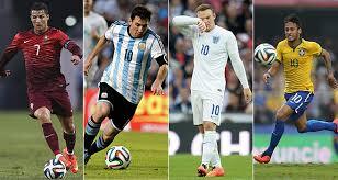 jugador mejor pagado del mundo 2016 mundial 2014 los 10 jugadores mejor pagados del mundial de brasil