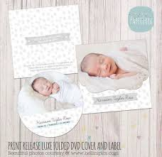 label templates for adobe photoshop newborn folded luxe dvd cd case and label db001 template