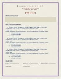 Word Resume Templates 2010 Ms Word Resume Template 2010 28 Images Free Resume Templates