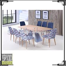 quality dining room furniture wood dining table designs with carving for export wood dining