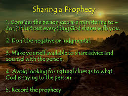 Prophecy Is For Edification Exhortation And Comfort Tool 6 Prophetic Ministry Moving In The Prophetic Ppt Download