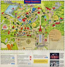 Six Flags New England Map by Google Image Result For Http Www Themeparkbrochures Net Maps