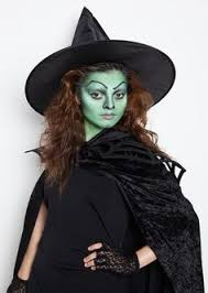 Scary Witch Halloween Costumes Details Woochie Witch Easy Fx Makeup Kit Halloween Costume