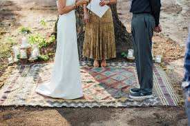 Outdoor Cer Rug Lindsay And Alberts Idaho City Mountain Elopement