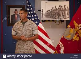 Usmc Flag Officers U S Marine Corps Col David E Jones The Commanding Officer For
