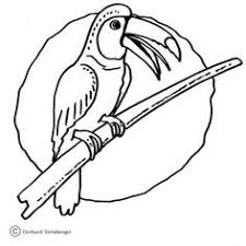 parrots coloring pages parrot coloring page pirate party pinterest embroidery