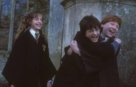 12 reasons hermione ron u0026 harry friends irl