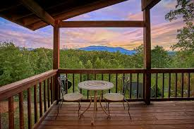 2 bedroom cabins in gatlinburg tn for rent elk springs resort hawks vue