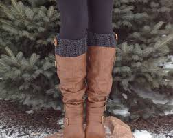 womens boot socks canada crochet boot cuffs houndstooth boot toppers boot socks