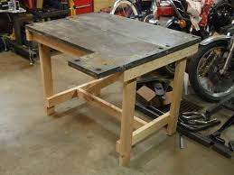 Welding Table Plans by Welding Table 95 Done Yamaha Xs400 Forum