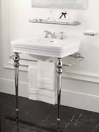 sink with metal legs styleture notable designs functional living spacesdesign trend
