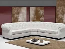 canapé d angle design italien canapé d angle chesterfield king 100 cuir italien au design luxe et