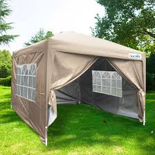 Pop Up Gazebos With Netting by Pop Up Canopy Tent Bj