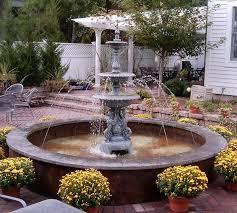 Garden Fountains And Outdoor Decor 46 Best Fountains Images On Pinterest Garden Fountains Garden