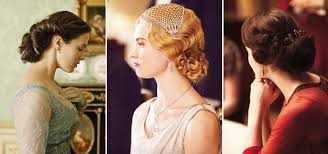 farewell hairstyles farewell to downton abbey memorable hairstyles bristles shears