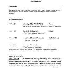 Best Resume Objective Statement by Chic Design Best Resume Objective 5 Attractive Good Objectives 11