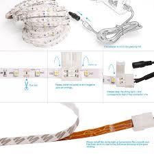 Decoration Pour Camping Car Amazon Com Le 16 4ft Led Flexible Light Strip 300 Units Smd 2835