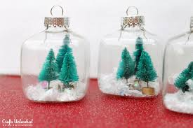 Christmas Ornaments Personalized Diy by Homemade Christmas Ornaments 15 Diy Projects