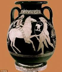 What Is A Greek Vase Called 64 Best Crafts Greek Vases Images On Pinterest Greek Pottery